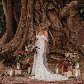 beautiful willow farm wedding